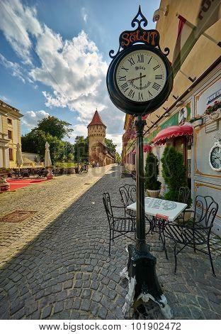 Sibiu City