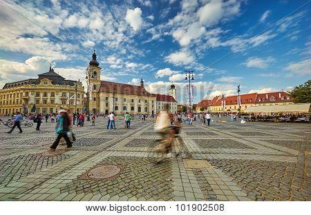 Sibiu City Center