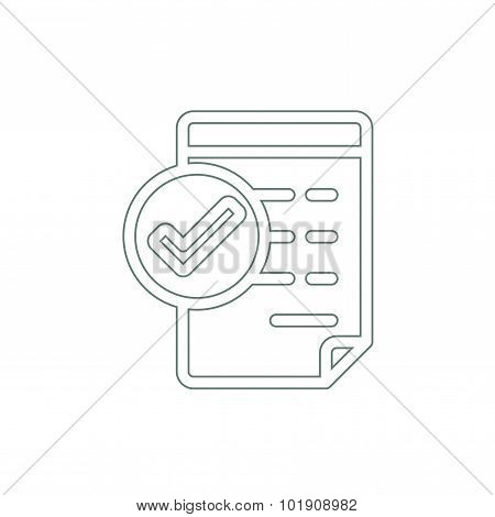 Checklist Clipboard - Button - Checklist Clipboard - Stock Illustration. List Of Completed Tasks