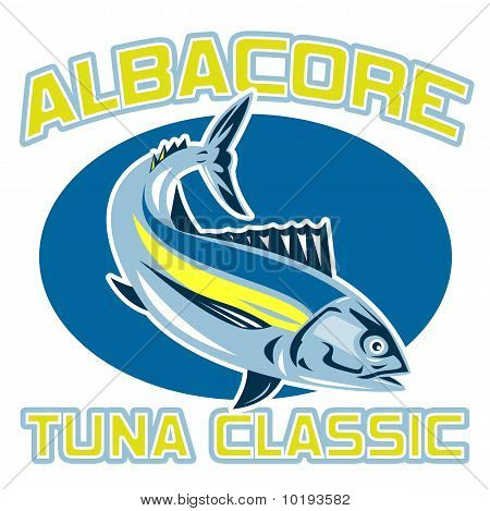 albacore tuna classic