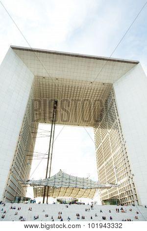 Grande Arche, La Defense, Paris