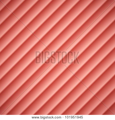 Abstract Brown Lined Embossed Shadow Background Vector
