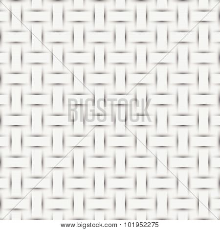 Abstract Gray Weave Texture And Background Vector
