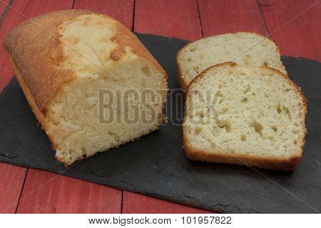 Sponge Cake Frontal
