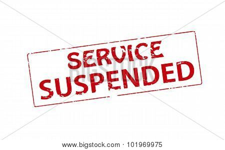 Service Suspended
