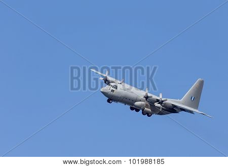 HAF Alenia C-27J Spartan transport aircraft