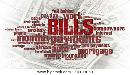 Bills Word Cloud