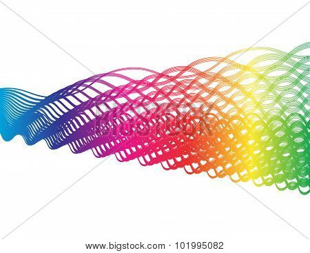 Braided Spectrum