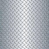foto of bump  - Steel diamond plate pattern - JPG