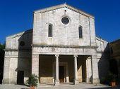 Medieval Church Tuscany