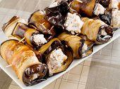 ������, ������: Eggplant Rolls