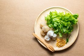 foto of rice  - Steamed rice - JPG
