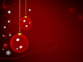 picture of motif  - Illustration of a Christmas motif - JPG