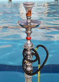 stock photo of hookah  - Hookah  - JPG