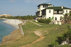 picture of mansion  - Historic mansion Xanadu with beach in Varadero Cuba - JPG