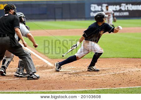 Scranton Wilkes Barre outfielder,Austin Krum