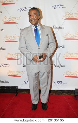 NEW YORK - MAY 3: Reverend Al Sharpton attends the New York Gala benefiting the Steve Harvey Foundation at Cipriani's, Wall Street on May 3, 2010 in New York City.