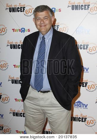 NEW YORK - OCTOBER 13: President of Playbill, Phil Birsh attends the 60th Anniversary of Trick-or-Treat for UNICEF at The Xchange on October 13, 2010 in New York City.