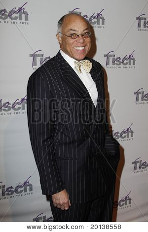 NEW YORK - DECEMBER 6: Dr. George Campbell attends The Face of Tisch Gala at Frederick P. Rose Hall, home of Jazz at Lincoln Center on December 6, 2010 in New York City.