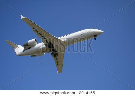 Landing Jet