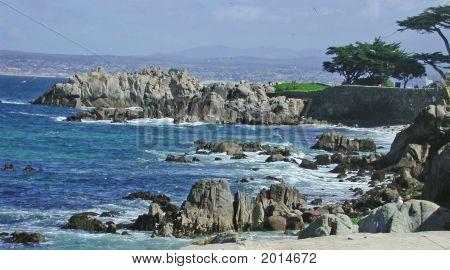 Monterey Rocky Coast Edited