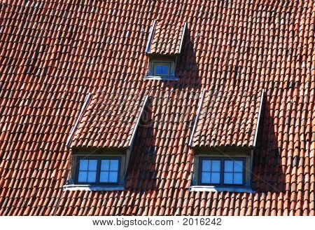 Three Roof-Windows