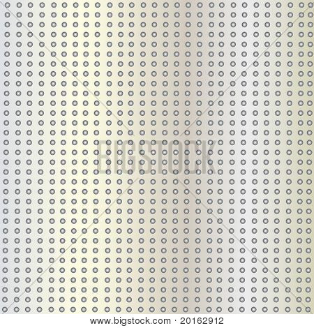steel grate series vector