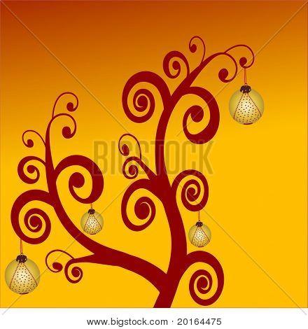 bah humbug tree
