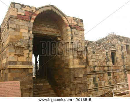 Ruined Mosque
