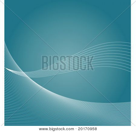 blue teal netting vector