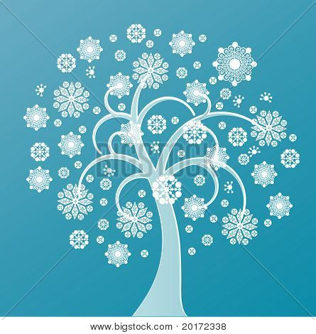 snowtree three vector
