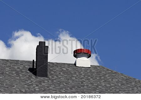 Roof Chimney and Vent