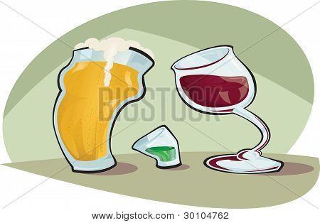 Beer V Wine