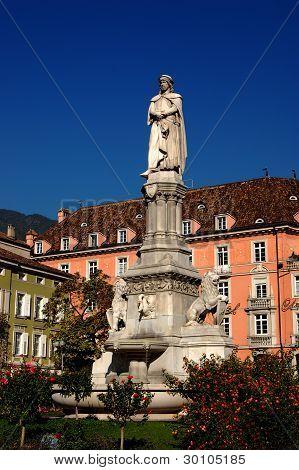 Piazza Walther - Bolzano, Italy