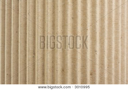 Rounded Corrugated Cardboard