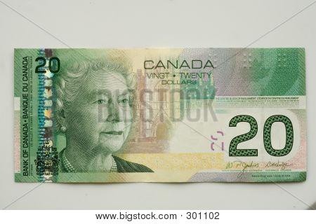 Money 023 Bill Cad