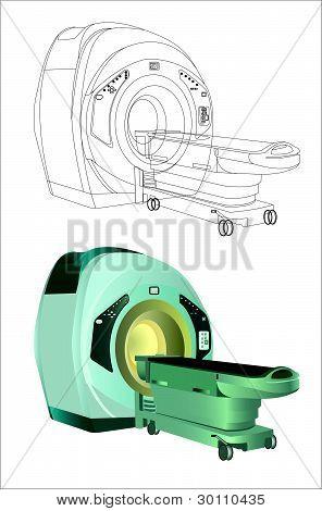 MRI - máquina