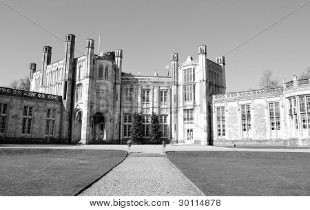 Highcliffe Castle - Christchurch - Dorset - March 2011