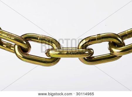 Brass Chain.