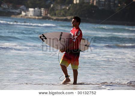 Professional Surfer - Joel Parkinson