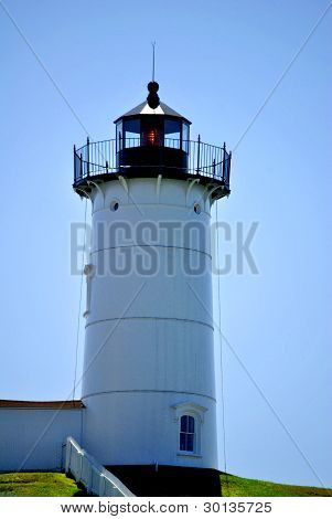 Nubbles Lighthouse Tower