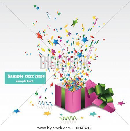 Open explore gift