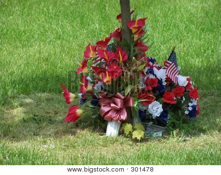 Patriotic Bouquet