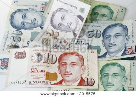 Dólar de Singapur