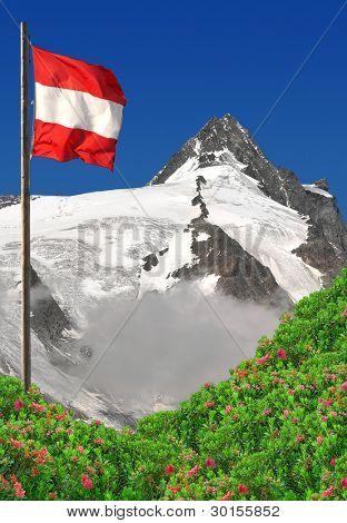 Großglockner, Nationalpark Hohe Tauern, Österreich