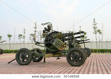 Anti-aircraft Machine Gun