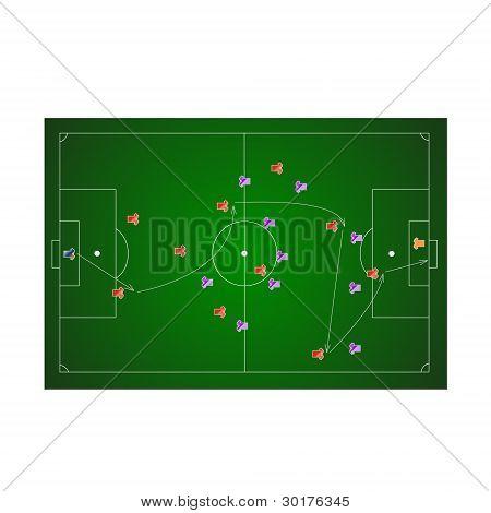 Football cunning