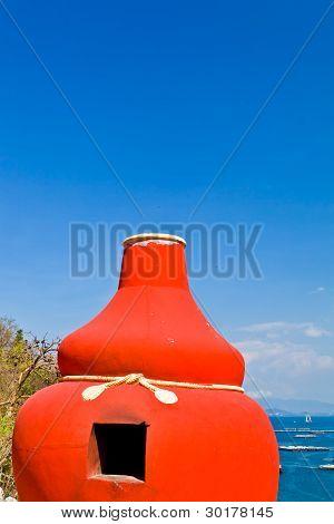 The Red Bottle Gourd Kiln