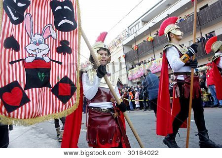 Carnival in Velika Gorica - Topics Asterix and Obelix 8