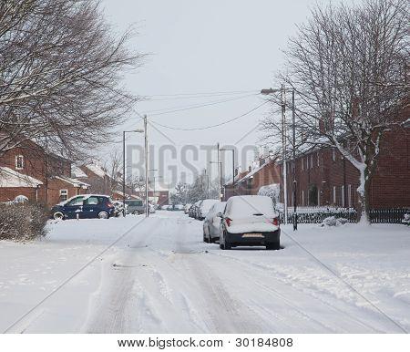 Calle Nevado